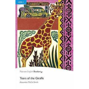 Nivå 4 Tårar av Giraff bok och MP3 Pack av Alexander McCall Smith