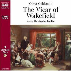 Naxos Audiobooks Kyrkoherde i Wakefield (Abr) [CD] USA import