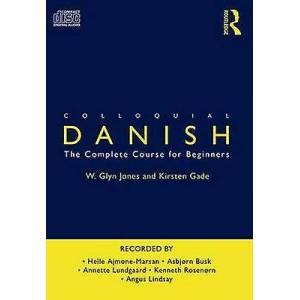 Talspråkligt danska av Kirsten Gade & W Glyn Jones