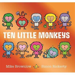 Tio små apor av Brownlow & Mike