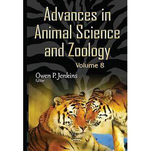 Framsteg inom djur vetenskap amp Zoology volym 8 av redigerad av Owen P Jenkins