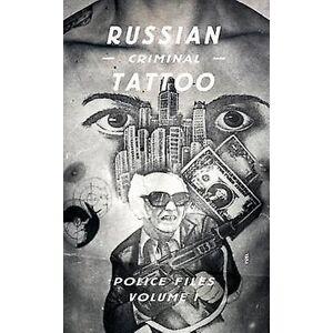 Ryska kriminella Tattoo av Arkady Bronnikov