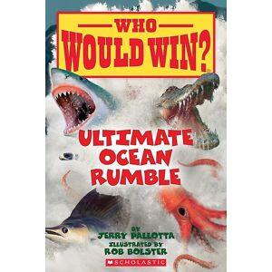 Ultimate Ocean Rumble vem skulle vinna av Pallotta & Jerry