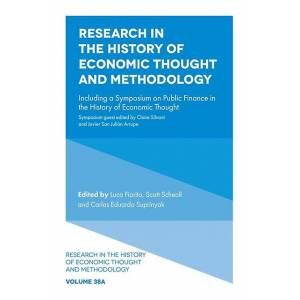 Forskning i historien om ekonomisk tanke och metodik av Redigerad av Luca Fiorito & Redigerad av Scott Scheall & Redigerad av Carlos Eduardo Suprinyak