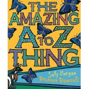 The Amazing AZ Thing Little Hare Böcker av Sally Morgan & Illustrerad av Bronwyn Bancroft