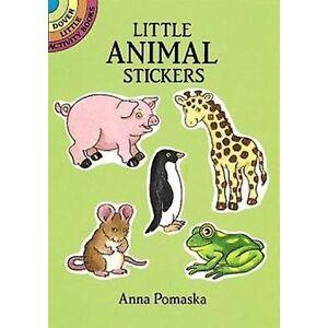 Little Animal Stickers av Pomaska & Anna