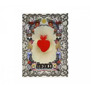 Christian Lacroix Mexico City A5 8 X 6 softcover Notebook av Christian Lacroix