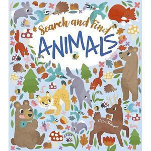 Sök och hitta djur av Stamper & Claire