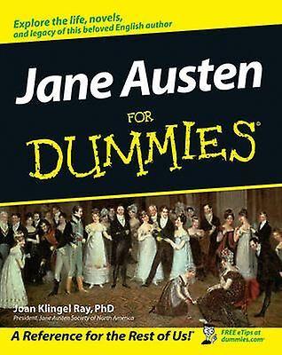 Jane Austen For Dummies av Joan Elizabeth Klingel Ray