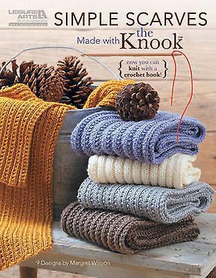 Enkla sjalar gjorts med Knook av M Willson