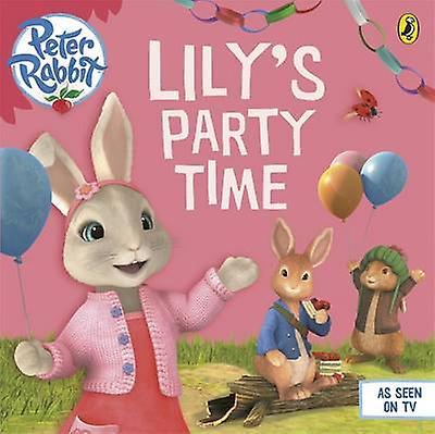 Peter Rabbit animation lilys Party Time av Beatrix Potter