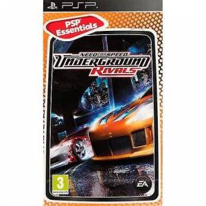 Electronic Arts Need for Speed Underground rivaler Essentials Edition PsP spel