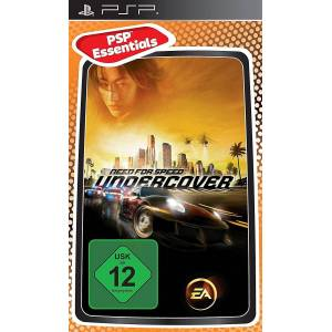Electronic Arts Need for Speed Undercover Essentials Edition PSP spel
