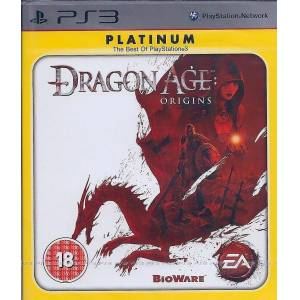 Electronic Arts Dragon Age Origins spel Platinum Edition PS3 spel