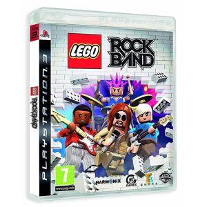 Warner Bros Lego Rock Band - spel bara PS3 spel
