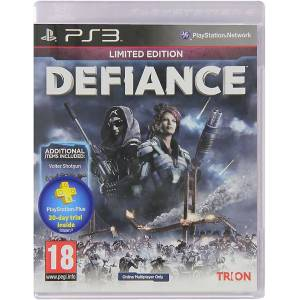 Trion Defiance - Limited Edition PS3 spel