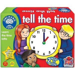 Orchard Toys tala om tid