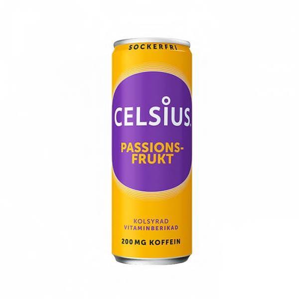 Celsius Passion 355ml