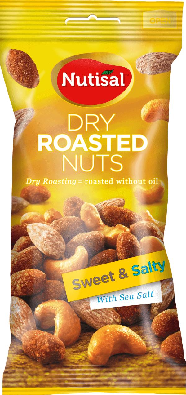 Nutisal Sweet & Salty Mix Dry Roasted 60g