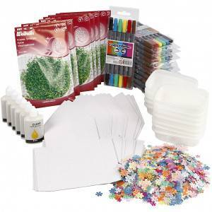 Creative Materialset till Kreativ Inlärning, 1 set