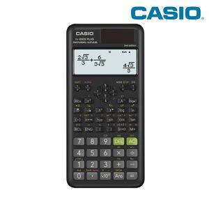 Casio Calculator scientific Casio fx-85esplus-2 with solar battery unprogrammable allowed for exam 252 function