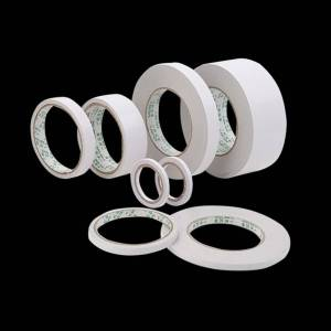 Double-sided Adhesive Tape 5/ 8/ 10/ 12/ 15 /18/20 MM Strong Super Ultra-thin High-adhesive For Home Improvement Poster Stickers
