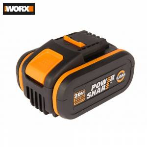 Battery Pack WORX WA3641 accumulator for power tool acb lithium ion charging device Rechargeable Batteries