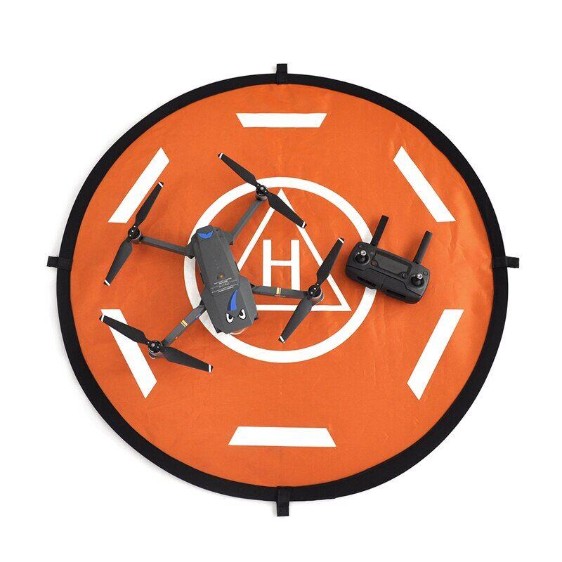 80CM Durable Folding Drone Landing Pad for DJI Spark DJI Mavic Pro Air Mavic 2 Pro Zoom Phantom 3 4 Yuneec Parts Parking Apron