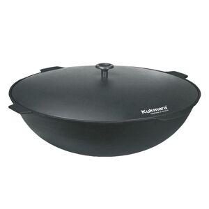 Cauldron cast iron 12 liters кукмор (кч121)