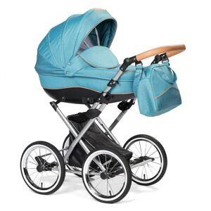 Stroller 2 in 1 lonex Parrilla Azure par/11