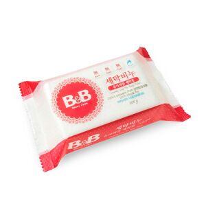 Хозяйственное детское мыло B&B для стирки, Акация, 200 гр.