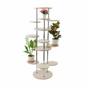 Home decor, multi-level stand «Arizona» for flowers, plants, sculptures. Furniture for the living room, bedroom, kitchen. Garden