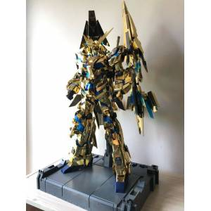 Hot Daban PG 1/60 Unicorn fighter 03 Phenex Gundam Full-Psycho-Frame Prototype Mobile Suit model assembled Robot action figure