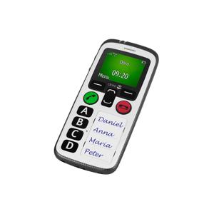 Doro Secure 580 Svart/Vit