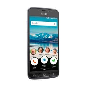 Doro 8040 4G Smartphone Graphite