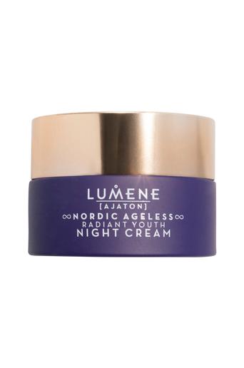 Lumene Ajaton Nordic Ageless Radiant Youth Night Cream 50ml No color