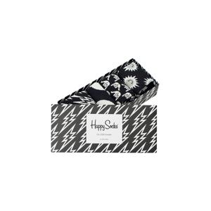 Happy Socks 4-Pack Strumpor Black And White Gift Box Black