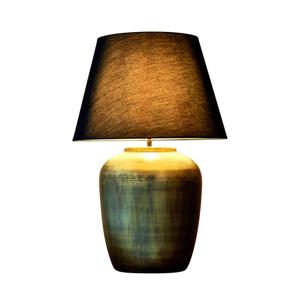 AG Home & Light Bordslampa Nipa Silver svart