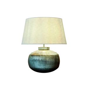 AG Home & Light Bordslampa Ruma Grå Vit