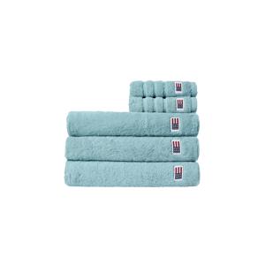Lexington Badlakan Original Towel 100x150 Teal Blue