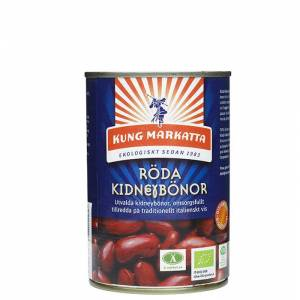 Kung Markatta Röda Kidneybönor, 400 g