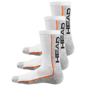Head Performance Sock vit 3-pack