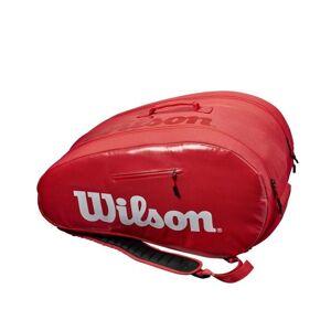 Wilson Super Tour Bag röd