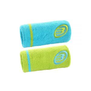 Bullpadel Wristband Turkos/Grön 2-pack