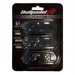 Bullpadel Protector Custom Weight svart