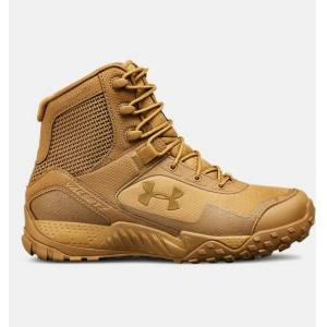 Under Armour Women's UA Valsetz RTS 1.5 Tactical Boots Brown 37.5