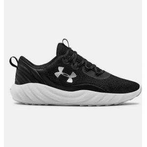 Under Armour Women's UA Charged Will NM Sportstyle Shoes Black 6.5