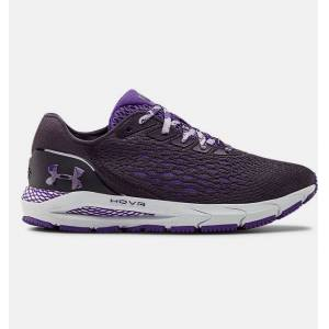 Under Armour Women's UA HOVR™ Sonic 3 Intl Women's Day Running Shoes Purple 6