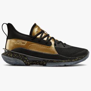 Under Armour Men's UA Curry 7 Team Basketball Shoes Black 11.5/13