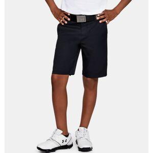 Under Armour Boys' UA Match Play 2.0 Golf Shorts Black 14